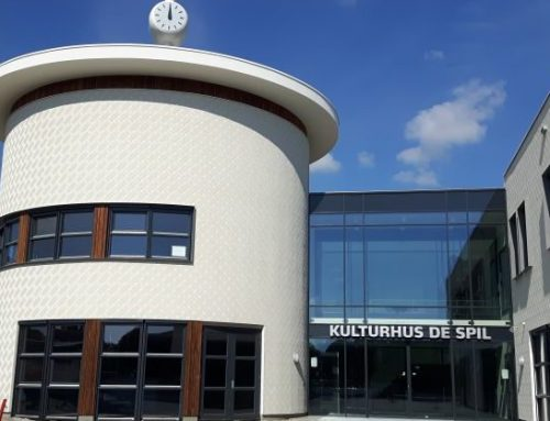 Projectstoffering Kulturhus De Spil
